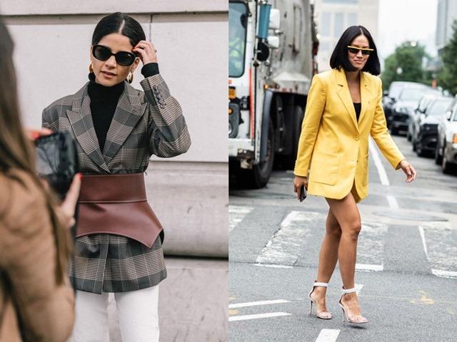 4 chiếc blazer giúp nữ công sở mặc đẹp cả năm