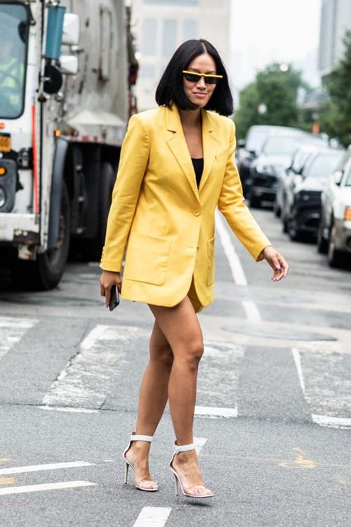 4 chiếc blazer giúp nữ công sở mặc đẹp cả năm - 5