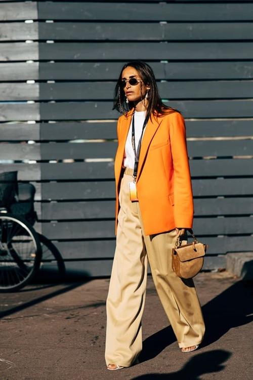 4 chiếc blazer giúp nữ công sở mặc đẹp cả năm - 14