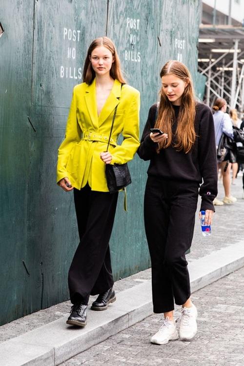 4 chiếc blazer giúp nữ công sở mặc đẹp cả năm - 13