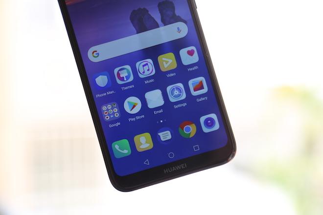 """Trên tay Huawei Y7 Pro (2019) với màn hình """"giọt nước"""", pin """"trâu"""", chip """"rồng"""" - 6"""