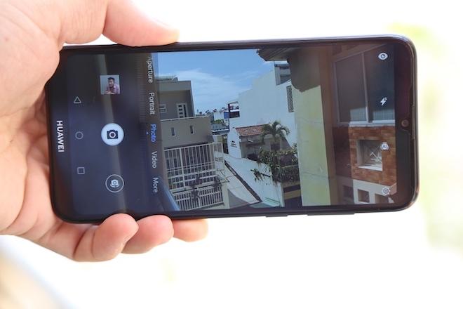 """Trên tay Huawei Y7 Pro (2019) với màn hình """"giọt nước"""", pin """"trâu"""", chip """"rồng"""" - 8"""