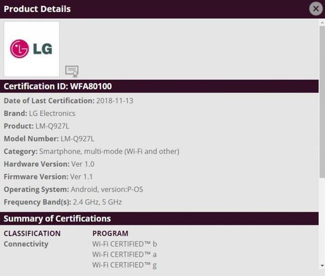 LG Q9 rò rỉ tin đồn, sẵn sàng chinh chiến - 6