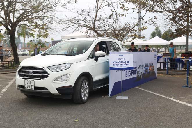 Ford khẳng định Ecosport là mẫu xe phù hợp cho mọi cung đường - 4