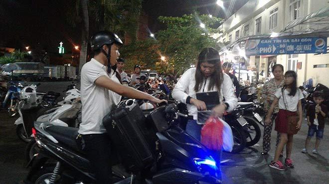 Bảo vệ ga Sài Gòn biến mất cùng tiền mua vé tàu Tết của khách