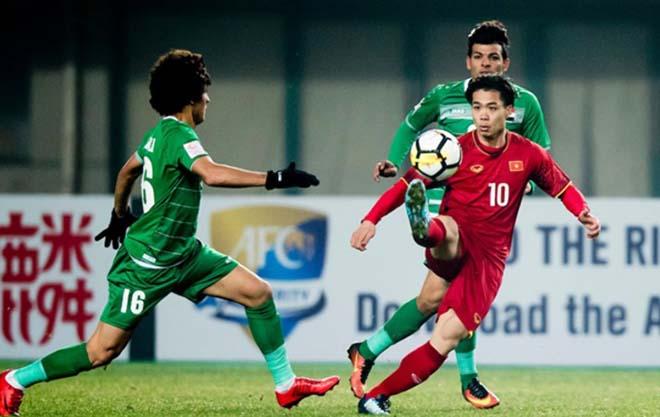 """HLV Iraq """"nắn gân"""" ĐT Việt Nam như thế nào ở trận đầu Asian Cup? - 6"""