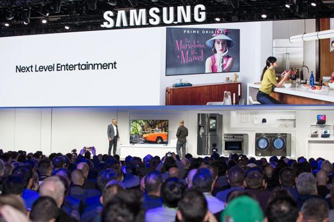 Samsung trình làng dòng QLED 8K cực đỉnh tại CES 2019 - 3