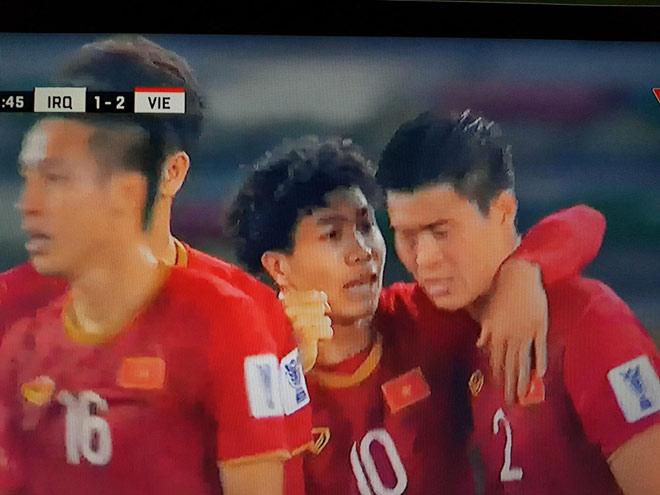 Asian Cup 2019, Đỗ Duy Mạnh, Công Phượng