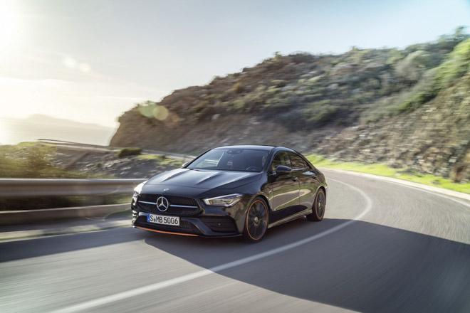 Mercedes-Benz CLA 2019 thế hệ mới ra mắt tại CES 2019 - 8