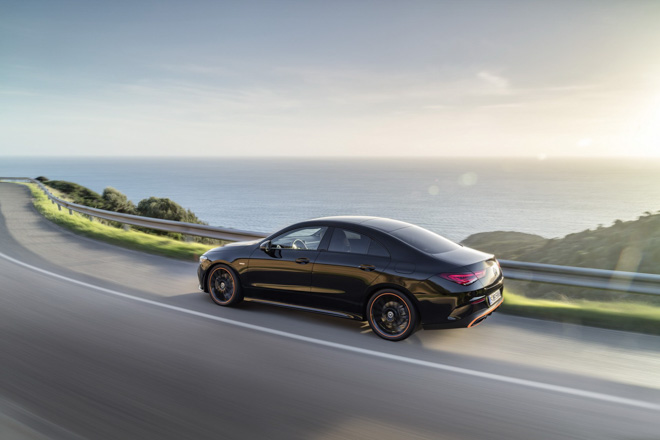 Mercedes-Benz CLA 2019 thế hệ mới ra mắt tại CES 2019 - 9
