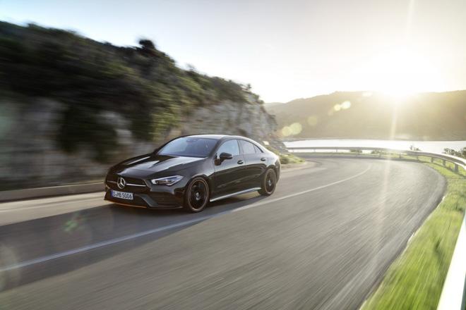Mercedes-Benz CLA 2019 thế hệ mới ra mắt tại CES 2019 - 10