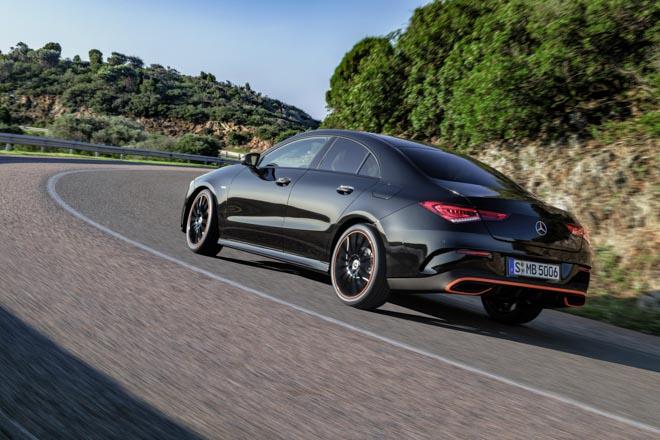 Mercedes-Benz CLA 2019 thế hệ mới ra mắt tại CES 2019 - 12