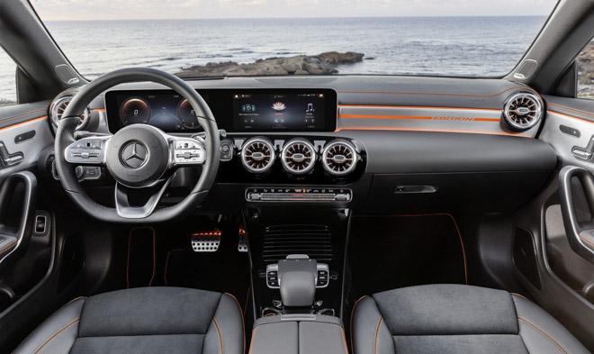 Mercedes-Benz CLA 2019 thế hệ mới ra mắt tại CES 2019 - 6