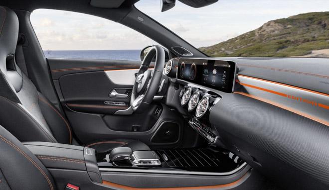 Mercedes-Benz CLA 2019 thế hệ mới ra mắt tại CES 2019 - 7