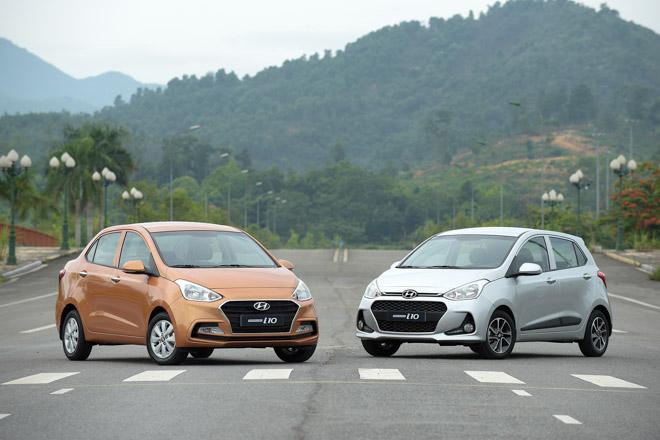 Hyundai Thành Công công bố doanh số tháng 12/2018: Grand i10 tiếp tục là mẫu xe bán chạy nhất 2018 - 2