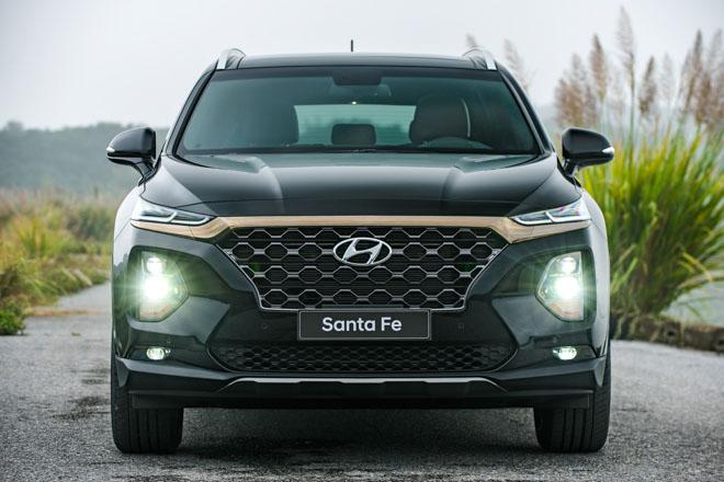Hyundai SantaFe 2019 chính thức ra mắt thị trường Việt Nam với giá từ 995 triệu đồng - 16
