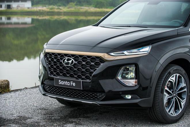 Hyundai SantaFe 2019 chính thức ra mắt thị trường Việt Nam với giá từ 995 triệu đồng - 4