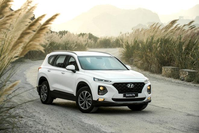 Hyundai SantaFe 2019 chính thức ra mắt thị trường Việt Nam với giá từ 995 triệu đồng - 2