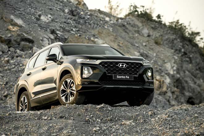 Hyundai SantaFe 2019 chính thức ra mắt thị trường Việt Nam với giá từ 995 triệu đồng - 11