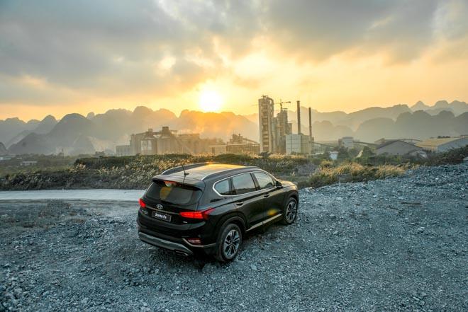 Hyundai SantaFe 2019 chính thức ra mắt thị trường Việt Nam với giá từ 995 triệu đồng - 12