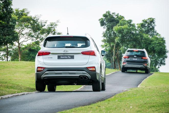 Hyundai SantaFe 2019 chính thức ra mắt thị trường Việt Nam với giá từ 995 triệu đồng - 13