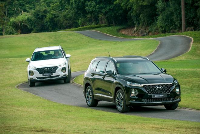 Hyundai SantaFe 2019 chính thức ra mắt thị trường Việt Nam với giá từ 995 triệu đồng - 14