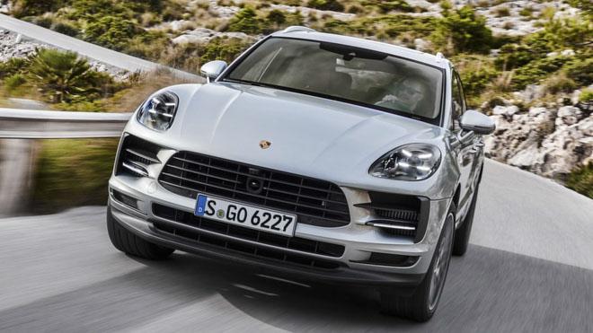 Porsche Việt Nam bắt đầu mở đặt cọc cho mẫu Macan S 2019 với giá từ 3,06 tỷ đồng - 1