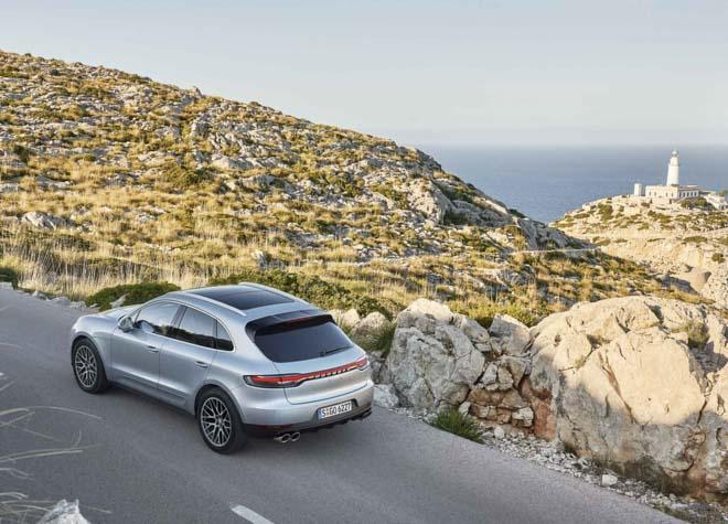 Porsche Việt Nam bắt đầu mở đặt cọc cho mẫu Macan S 2019 với giá từ 3,06 tỷ đồng - 10
