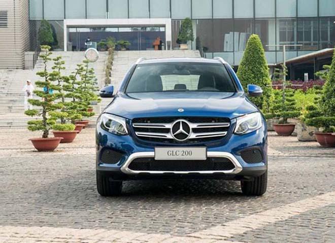Giá xe Mercedes GLC 2019 - Cơ hội mua xe Mercedes GLC giá ưu đãi nhất trong năm - 1
