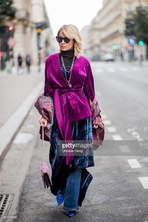 3 cách diện len cổ lọ siêu đẹp cho nữ công sở ngày giá rét - 6