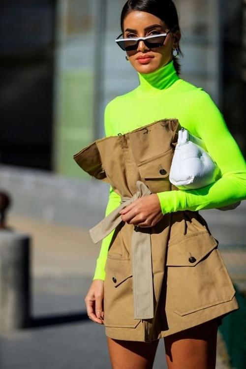 3 cách diện len cổ lọ siêu đẹp cho nữ công sở ngày giá rét - 13