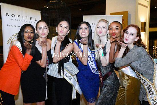 Dù không được cấp giấy phép, Lê Âu Ngân Anh vẫn thi Hoa hậu Liên lục địa - 3