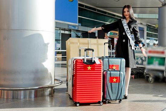 Dù không được cấp giấy phép, Lê Âu Ngân Anh vẫn thi Hoa hậu Liên lục địa - 1
