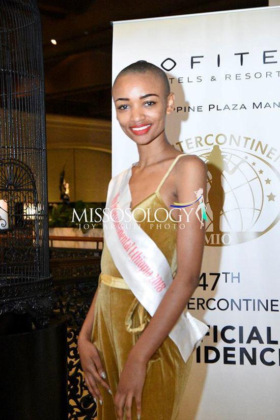 Dù không được cấp giấy phép, Lê Âu Ngân Anh vẫn thi Hoa hậu Liên lục địa - 4