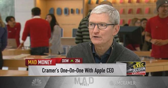 """CEO Apple – Tim Cook nói gì giữa """"tâm bão""""? - 1"""