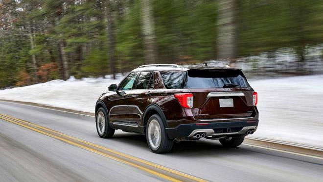 Ford Explorer 2020 ra mắt với giá bán từ 753 triệu đồng tại thị trường Mỹ - 2