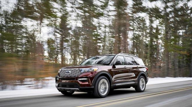 Ford Hoa Kỳ công bố giá bán cho mẫu SUV Explorer 2020 từ 753 triệu đồng - 1