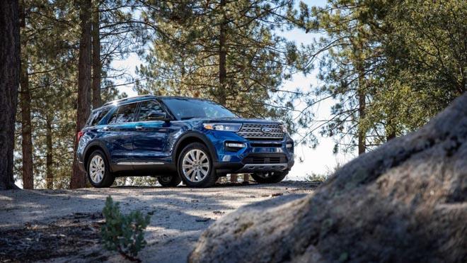 Ford Việt Nam tiếp tục tăng giá mẫu SUV Explorer 2019 - 5