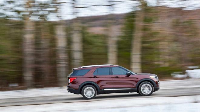Ford Explorer 2020 ra mắt với giá bán từ 753 triệu đồng tại thị trường Mỹ - 12