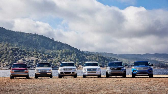 Ford Explorer 2020 ra mắt với giá bán từ 753 triệu đồng tại thị trường Mỹ - 13