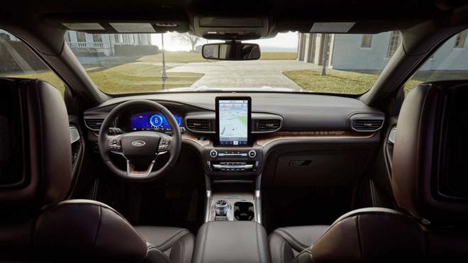 Ford Hoa Kỳ công bố giá bán cho mẫu SUV Explorer 2020 từ 753 triệu đồng - 4