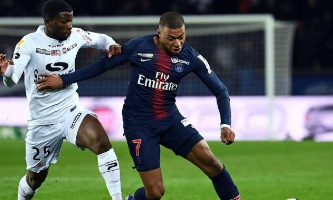 """PSG - Guingamp: Neymar mở điểm và cú sốc cực nặng với """"Nhà Vua"""" - 1"""