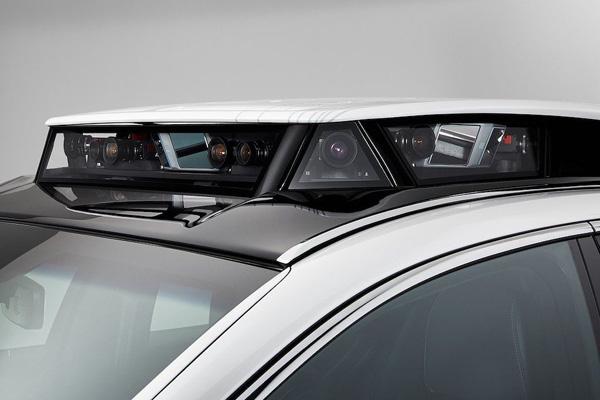 """Xế sang Lexus LS 500h được trang bị """"tài xế ảo"""" tự lái - 4"""
