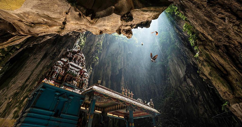 Việt Nam cũng lọt top những hang động ấn tượng như cổng nối thiên đường - 2