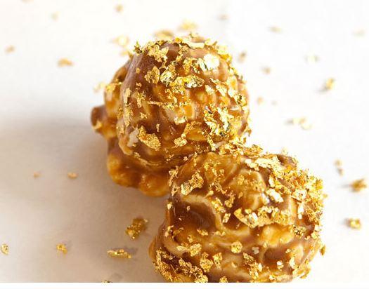 Những món ăn bọc vàng cực xa xỉ, thực khách vừa ăn vừa tiếc - 6
