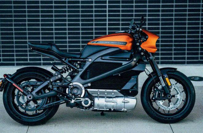 Mô tô điện Harley-Davidson LiveWire 2020 giá đắt ngang Hyundai Kona Electric - 2