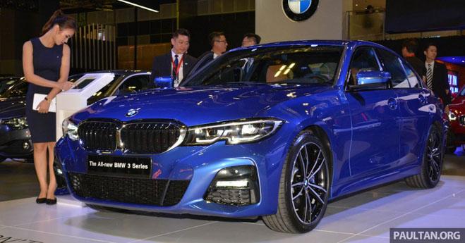 BMW 3-Series mới được bắt gặp trên xe vận chuyển tại Malaysia, dự kiến ra mắt cuối tháng này - 6