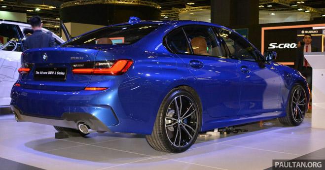 BMW 3-Series mới được bắt gặp trên xe vận chuyển tại Malaysia, dự kiến ra mắt cuối tháng này - 7