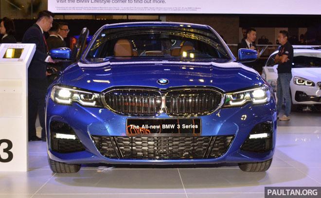BMW 3-Series mới được bắt gặp trên xe vận chuyển tại Malaysia, dự kiến ra mắt cuối tháng này - 8