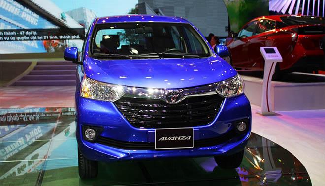 Bảng giá xe Toyota avanza Hà Tĩnh